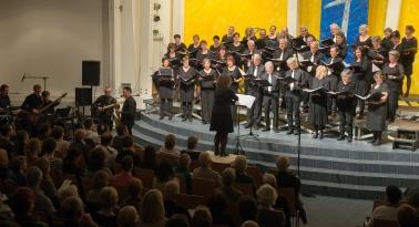 Chor mit Publikum 2