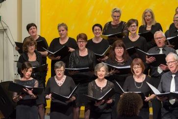 Chor Mitte