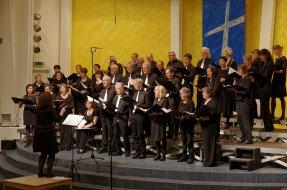 Chor rechtseitig