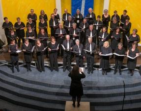 Chor von oben2